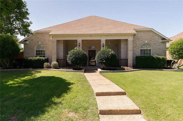 11821 Humberside Drive, Frisco, TX 75035 (MLS #14131807) :: Vibrant Real Estate