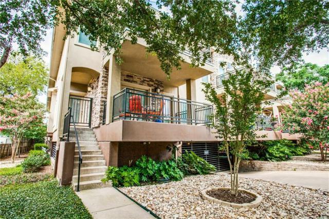 4319 Bowser Avenue #103, Dallas, TX 75219 (MLS #14131812) :: Team Hodnett