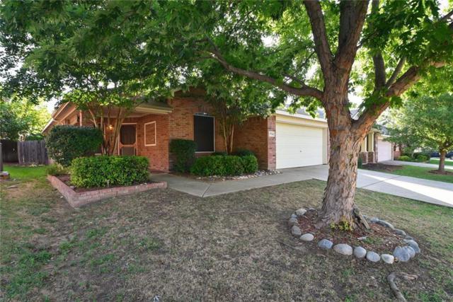 5716 Calf Creek Drive, Fort Worth, TX 76179 (MLS #14131818) :: Real Estate By Design