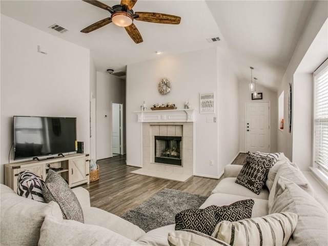 1521 Cherokee Rose Trail, Savannah, TX 76227 (MLS #14131819) :: Real Estate By Design