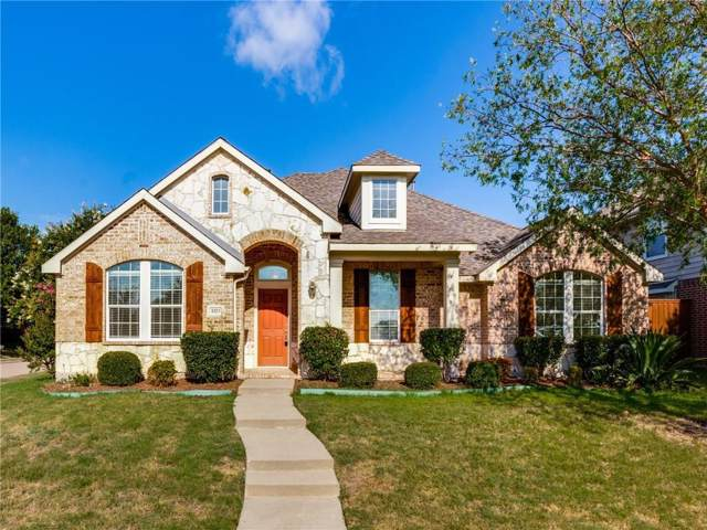 1323 April Rain Drive, Allen, TX 75002 (MLS #14131832) :: Frankie Arthur Real Estate