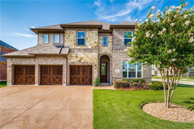 991 Sagebrush Drive, Prosper, TX 75078 (MLS #14131839) :: RE/MAX Town & Country