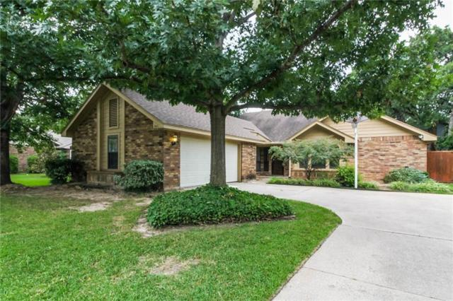508 Holliday Lane, Euless, TX 76039 (MLS #14131844) :: RE/MAX Town & Country