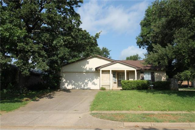 2609 Underwood Lane, Euless, TX 76039 (MLS #14131874) :: RE/MAX Town & Country