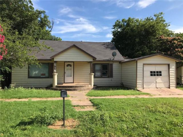 515 W Mclain Street, Seymour, TX 76380 (MLS #14131891) :: RE/MAX Town & Country