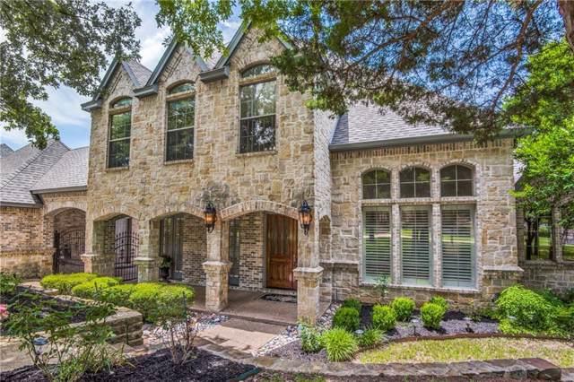 573 Round Hollow Lane, Southlake, TX 76092 (MLS #14131908) :: Lynn Wilson with Keller Williams DFW/Southlake