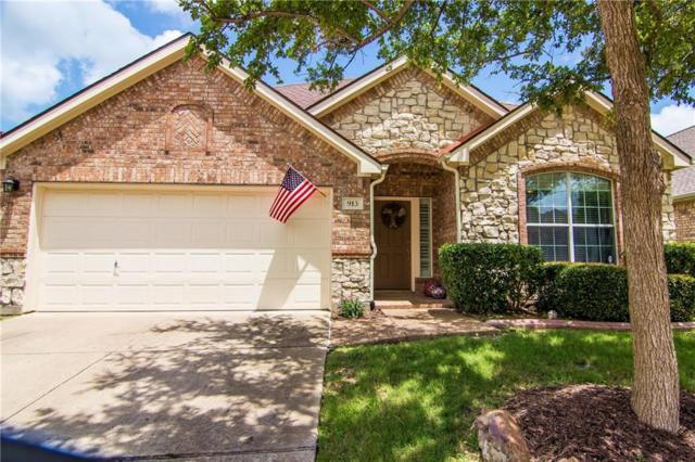913 Medinah Drive, Fairview, TX 75069 (MLS #14131911) :: RE/MAX Town & Country