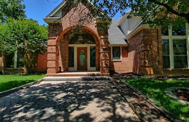 2945 Crestline Drive, Grapevine, TX 76051 (MLS #14131926) :: RE/MAX Town & Country