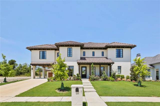 5228 Sendero Drive, Benbrook, TX 76126 (MLS #14131939) :: Potts Realty Group