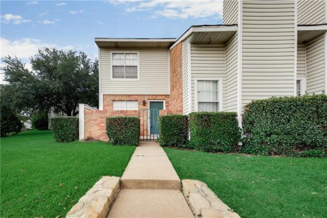 835 Creekside Drive, Lewisville, TX 75067 (MLS #14131946) :: Baldree Home Team