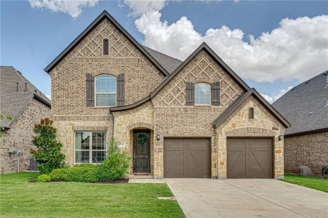 6347 Cedar Sage Trail, Flower Mound, TX 76226 (MLS #14131952) :: Real Estate By Design