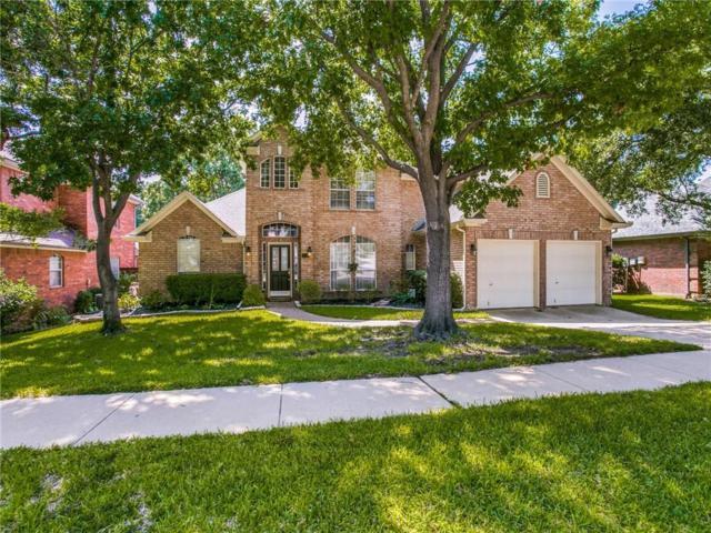 921 Canongate Drive, Flower Mound, TX 75022 (MLS #14131978) :: Lynn Wilson with Keller Williams DFW/Southlake
