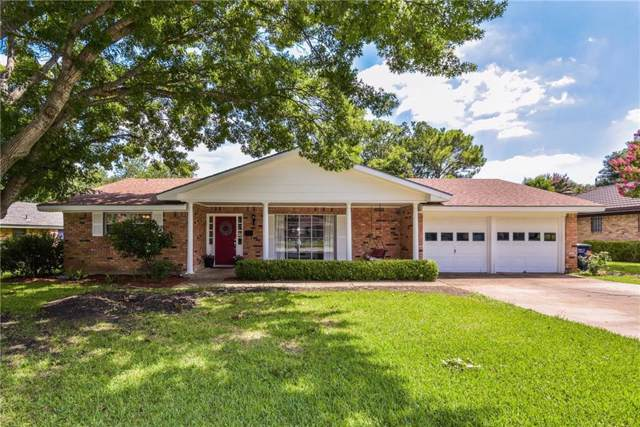 3517 Lawndale Avenue, Fort Worth, TX 76133 (MLS #14131980) :: RE/MAX Town & Country