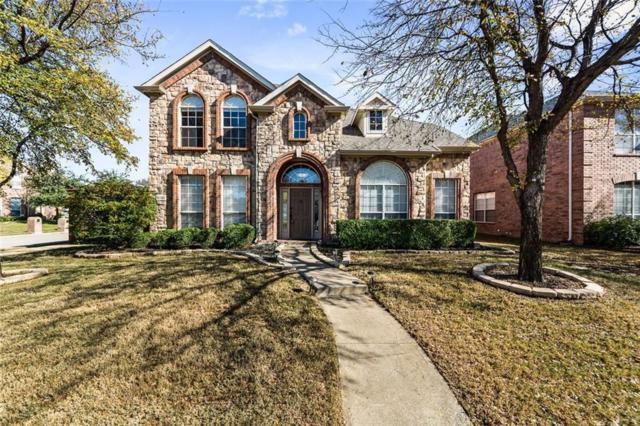11340 Las Polamas Drive, Frisco, TX 75033 (MLS #14131987) :: RE/MAX Town & Country