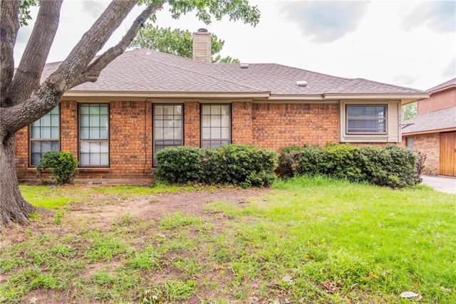 5403 Wild West Drive, Arlington, TX 76017 (MLS #14132011) :: RE/MAX Town & Country