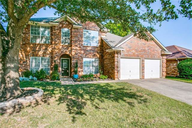 3003 Clairemont Lane, Euless, TX 76039 (MLS #14132038) :: RE/MAX Town & Country