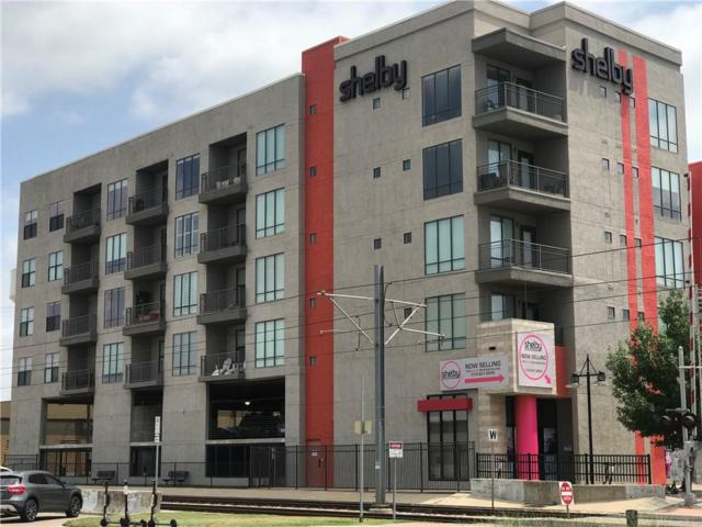 5609 Smu Boulevard #513, Dallas, TX 75206 (MLS #14132096) :: Van Poole Properties Group