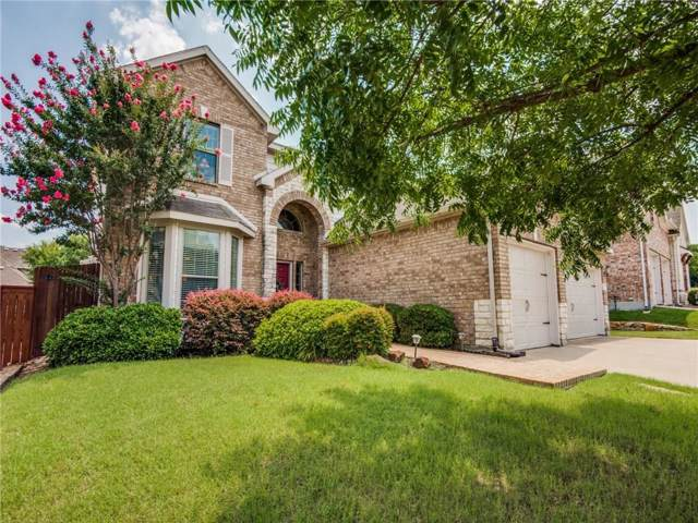 5104 Shelly Ray Road, Fort Worth, TX 76244 (MLS #14132097) :: RE/MAX Town & Country