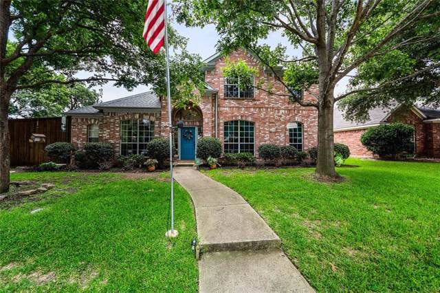 816 Chittamwood Lane, Allen, TX 75002 (MLS #14132108) :: RE/MAX Town & Country