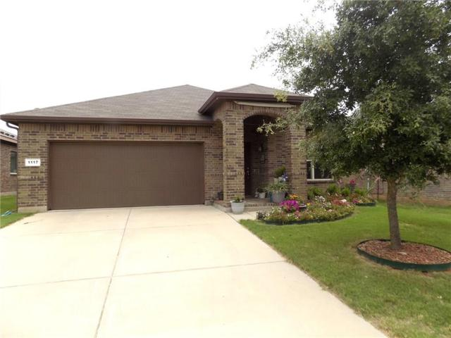 1117 New Meadow Drive, Azle, TX 76020 (MLS #14132118) :: RE/MAX Town & Country