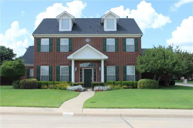 1301 Amsbury Drive, Desoto, TX 75115 (MLS #14132122) :: RE/MAX Town & Country