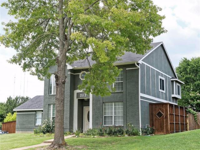 317 Meadowglen Drive, Cedar Hill, TX 75104 (MLS #14132126) :: Lynn Wilson with Keller Williams DFW/Southlake