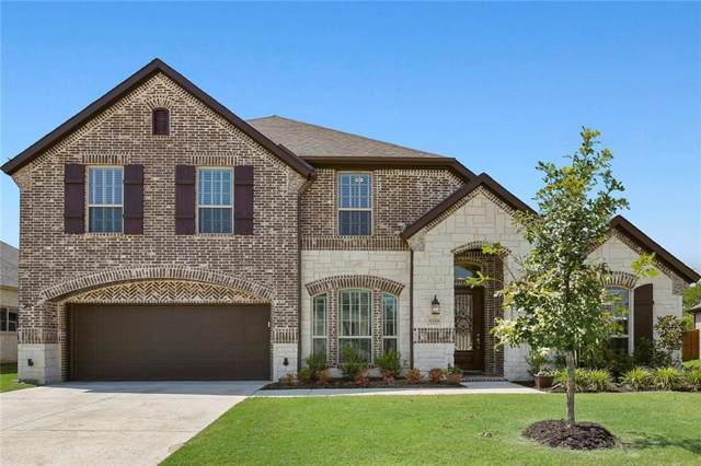 5208 Ravine Ridge Court, Flower Mound, TX 76262 (MLS #14132148) :: Real Estate By Design