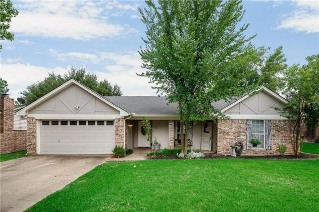 729 Highland Park Drive, Hurst, TX 76054 (MLS #14132158) :: RE/MAX Town & Country
