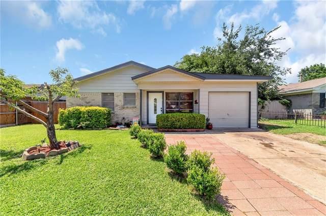 712 Ridgecrest Drive, Lewisville, TX 75067 (MLS #14132207) :: Baldree Home Team