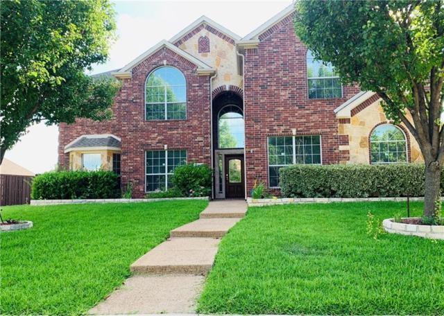 409 Brookmere Lane, Murphy, TX 75094 (MLS #14132214) :: RE/MAX Town & Country