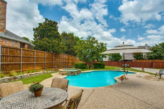 8500 High Meadows Drive, Plano, TX 75025 (MLS #14132215) :: Hargrove Realty Group