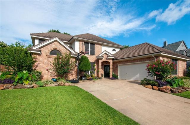 3229 Oakdale Drive, Hurst, TX 76054 (MLS #14132245) :: RE/MAX Town & Country