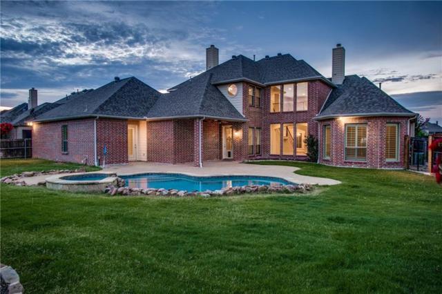 1410 Cedar Springs Drive, Prosper, TX 75078 (MLS #14132262) :: RE/MAX Town & Country