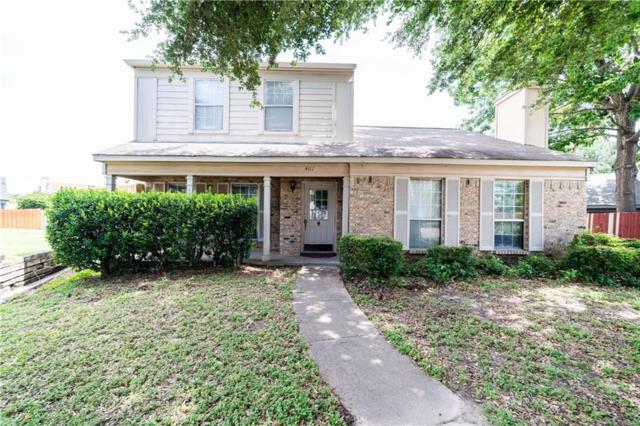 401 Picketts Drive, Mesquite, TX 75149 (MLS #14132267) :: Lynn Wilson with Keller Williams DFW/Southlake