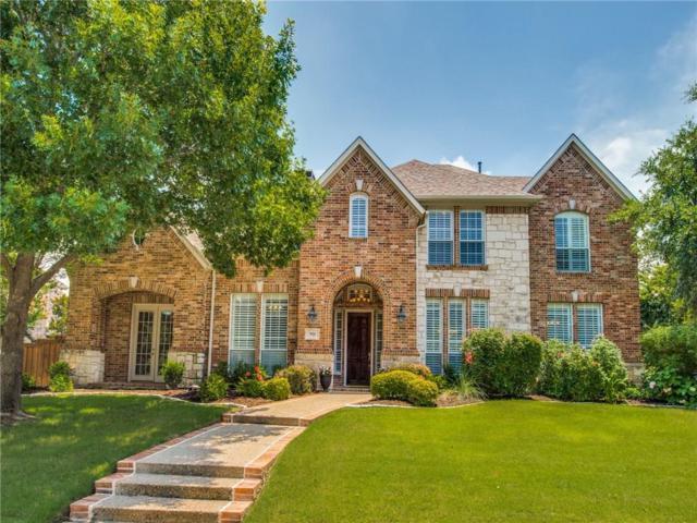 910 Pampa Drive, Allen, TX 75013 (MLS #14132286) :: Kimberly Davis & Associates