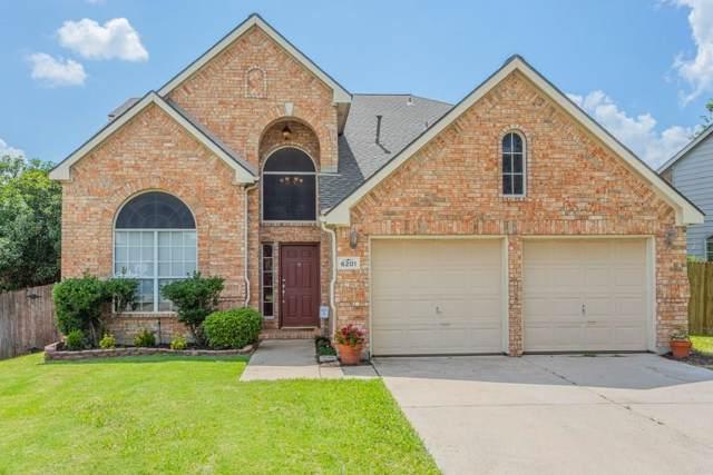 6201 Eagle Creek Drive, Flower Mound, TX 75028 (MLS #14132371) :: Team Tiller