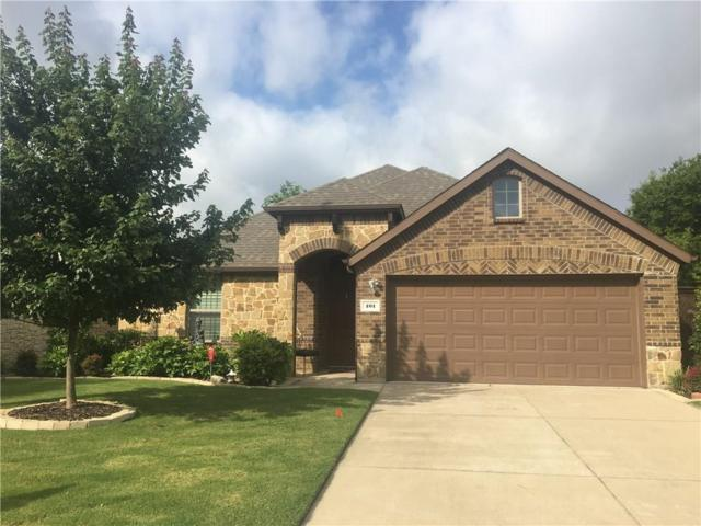 101 Tower Circle, Terrell, TX 75160 (MLS #14132384) :: RE/MAX Town & Country
