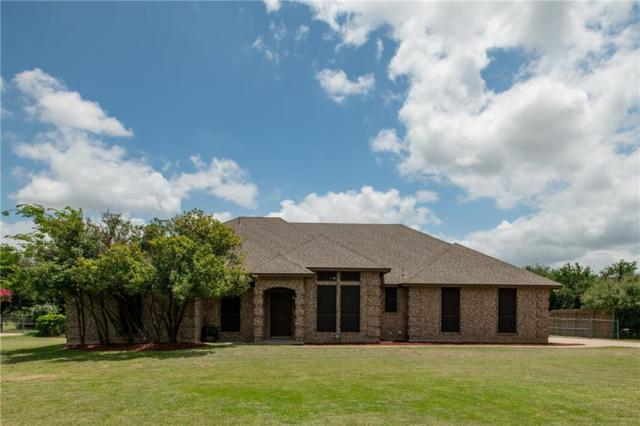 10711 W Cleburne Road, Crowley, TX 76036 (MLS #14132385) :: RE/MAX Town & Country