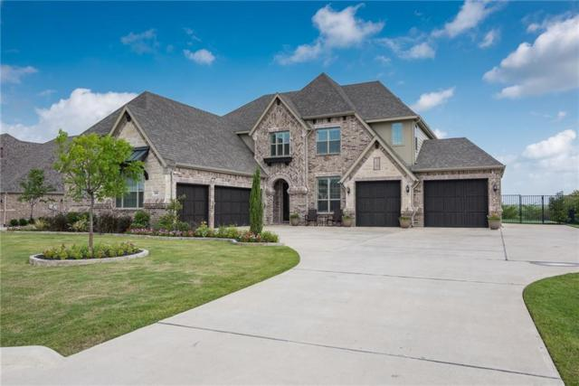 606 Limmerhill Drive, Rockwall, TX 75087 (MLS #14132387) :: RE/MAX Town & Country