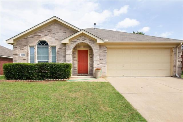 5003 Bayberry Drive, Arlington, TX 76017 (MLS #14132389) :: The Rhodes Team