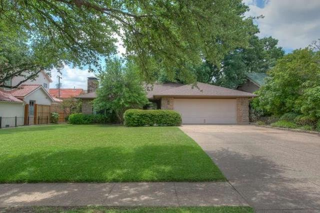 5017 Bryce Avenue, Fort Worth, TX 76107 (MLS #14132401) :: Real Estate By Design
