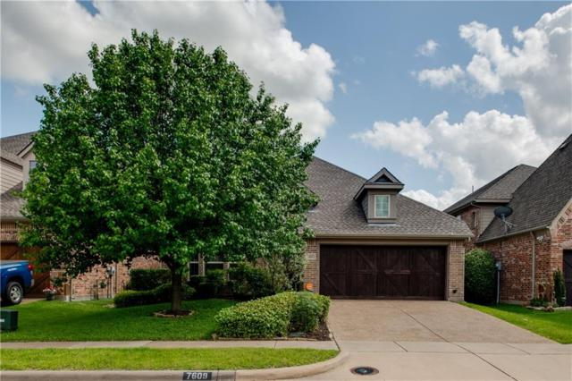 7609 Glenwood Springs Lane, Mckinney, TX 75070 (MLS #14132406) :: Frankie Arthur Real Estate