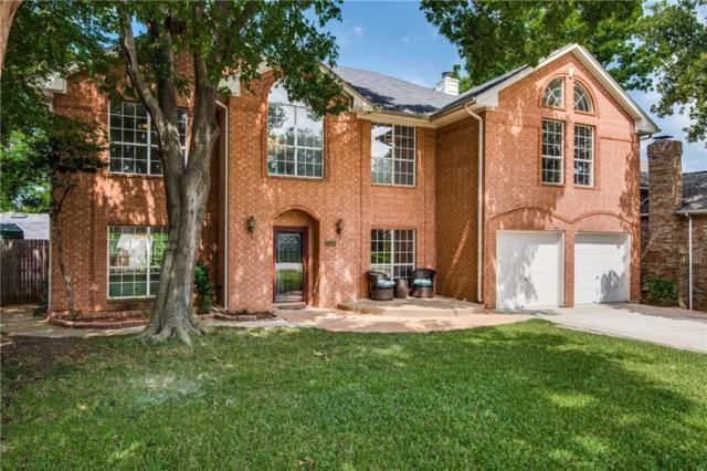 4340 Greenwood Lane, Grapevine, TX 76051 (MLS #14132419) :: The Tierny Jordan Network