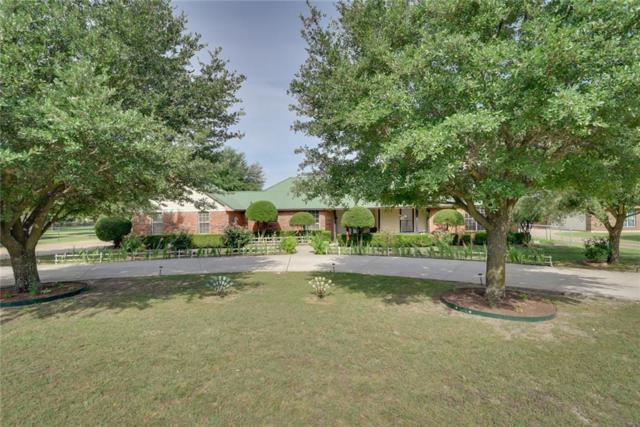 917 Pratt Road, Red Oak, TX 75154 (MLS #14132430) :: RE/MAX Town & Country