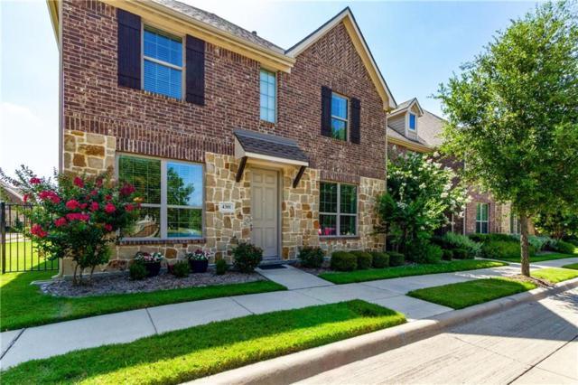 4301 Pecan Knoll Drive, Mckinney, TX 75070 (MLS #14132448) :: Kimberly Davis & Associates