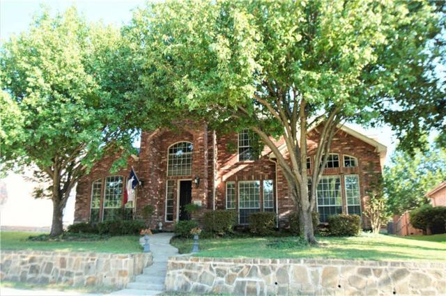 428 Arrowhead Drive, Allen, TX 75002 (MLS #14132472) :: The Good Home Team