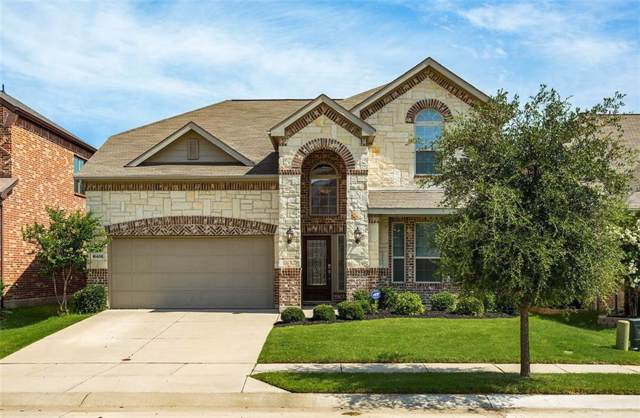 16405 Toledo Bend Court, Prosper, TX 75078 (MLS #14132477) :: RE/MAX Town & Country