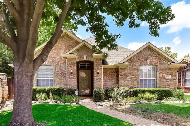 8601 Ironwood Drive, Irving, TX 75063 (MLS #14132493) :: Century 21 Judge Fite Company