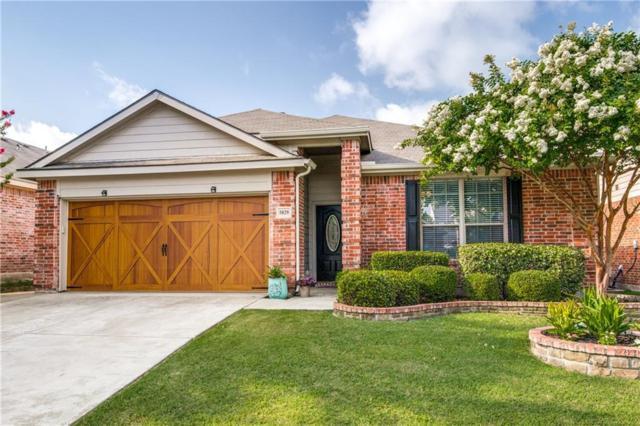 5829 Rubblestone Drive, Mckinney, TX 75070 (MLS #14132503) :: RE/MAX Town & Country