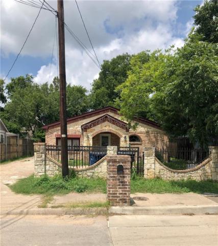 519 Ezekial Avenue, Dallas, TX 75217 (MLS #14132522) :: The Real Estate Station
